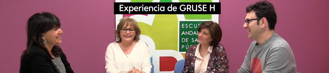 Experiencias GRUSE H